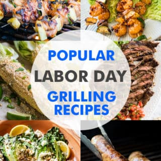Best Labor Day Grilling Recipes from @BestRecipeBox